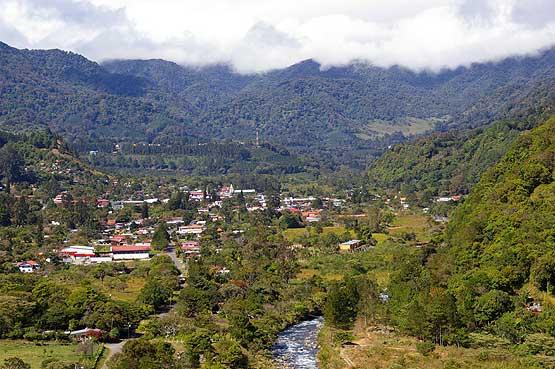 Boquete Chiriqui Panama