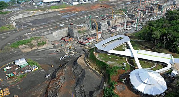 The New Panama Canal Expansion Observation Center