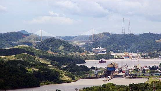 A Land Divided – A World United – The Panama Canal