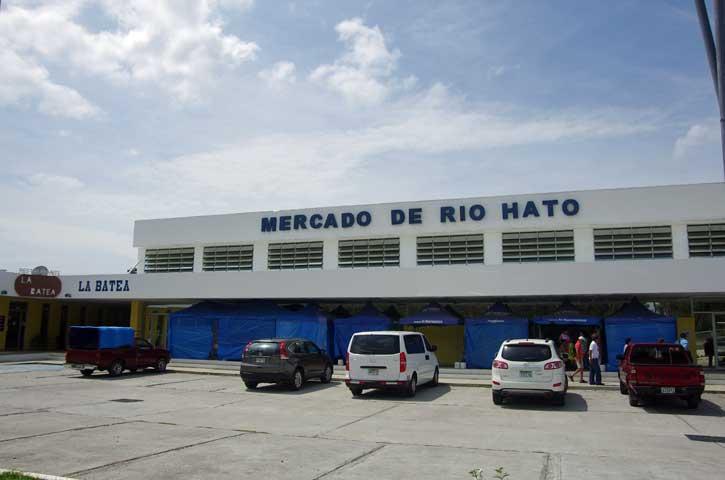 Rio Hato Seafood Market