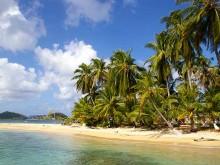 Isla Grande Colon Panama