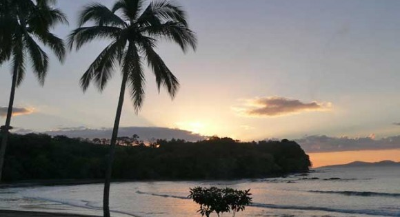 Beaches in Southern Veraguas