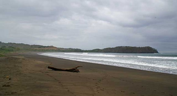 Beaches in Azuero, including Playa Venado