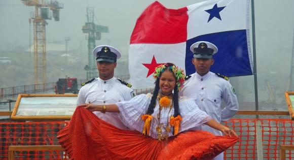 Panama Canal New Locks Construction