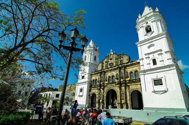 Cathedral Basilica of St. Mary (Panama City)