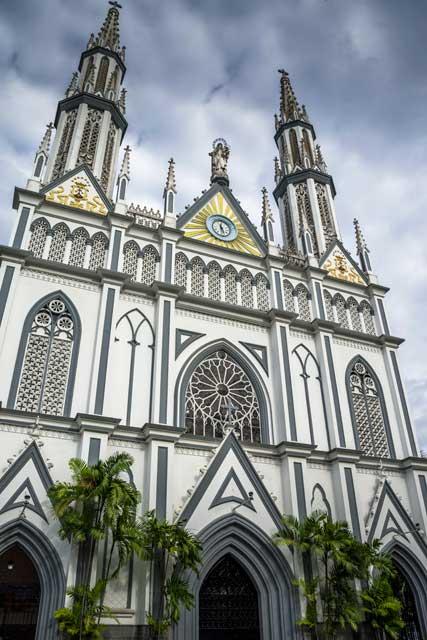 Iglesia del Carmen Panama City