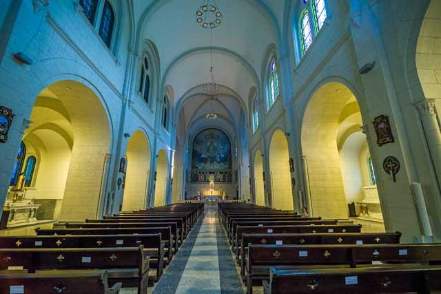 Iglesia de San Francisco de Asis - Panama City