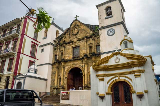 Iglesia de la Merced Panama City